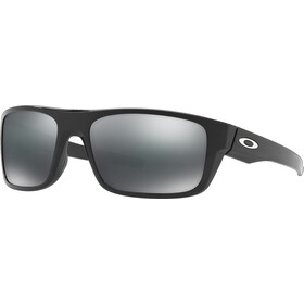 Oakley Drop Point Bril, polished black/black iridium